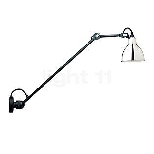 DCW Lampe Gras No 304 L 60 Wall light black chrome