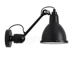 DCW Lampe Gras No 304 XL Outdoor Seaside Wandlamp zwart koper ruw