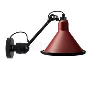 DCW Lampe Gras No 304 XL Outdoor Seaside sort Væglampe konisk sort