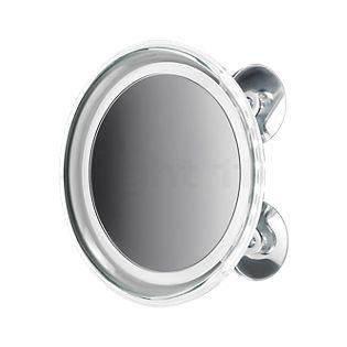 Decor Walther BS 18 Touch Specchio luminoso da parete per trucco LED cromo