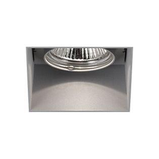 Delta Light Carree Trimless OK S1 grigio alluminio
