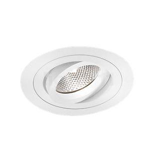 Delta Light Circle HI S2 hvid , udgående vare