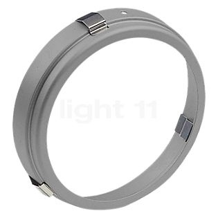 Delta Light Clip 111 aluminium grey