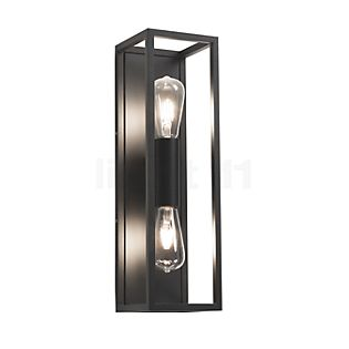 Delta Light Montur L O Wall Light black