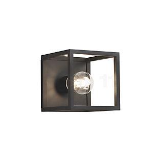 Delta Light Montur S O Væglampe sort