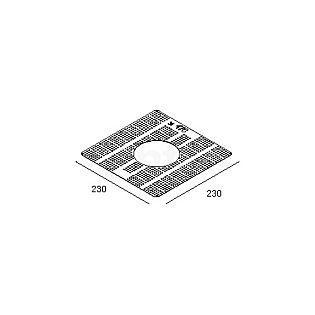 Delta Light Plasterkit 170 ohne Farbe , Auslaufartikel