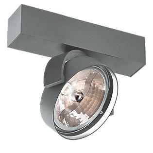 Delta Light Rand 111 T50 aluminiumgrau