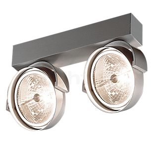 Delta Light Rand 211 T50 gris aluminium