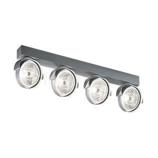Delta Light Rand 411 T50 aluminium grey