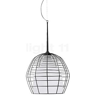 Diesel with Foscarini Cage Sospensione grande zwart/wit