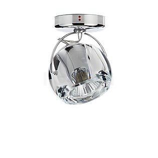 Fabbian Beluga lofts-/væglampe 1-flamme klar