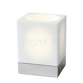 Fabbian Cubetto Lampe de table GU10 transparent