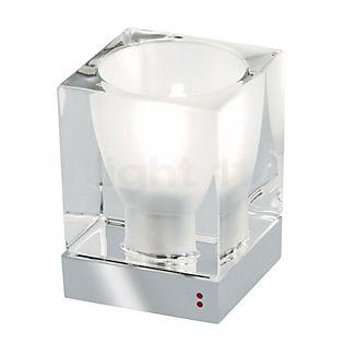Fabbian Cubetto Tischleuchte GU10 transparent