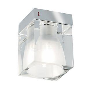 Fabbian Cubetto ceiling light GU10 transparent