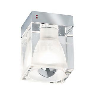 Fabbian Cubetto lofts-/væglampe E14 transparent