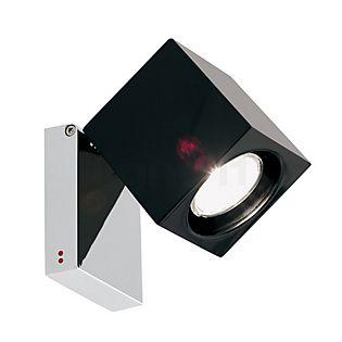 Fabbian Cubetto wall-/ceiling light GU10 black