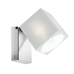 Fabbian Cubetto wall-/ceiling light GU10 white