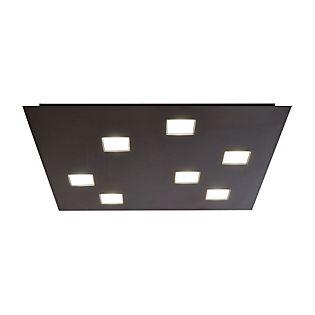 Fabbian Quarter Lampe murale/Plafonnier 59,5 cm LED noir