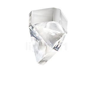 Fabbian Tripla Plafonnier LED aluminium poli