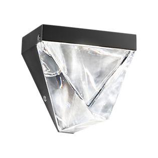 Fabbian Tripla Wandleuchte LED Aluminium poliert