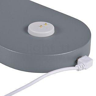 Fermob Balad 12 cm LED set of 6 incl. 6 pole charging station nutmeg
