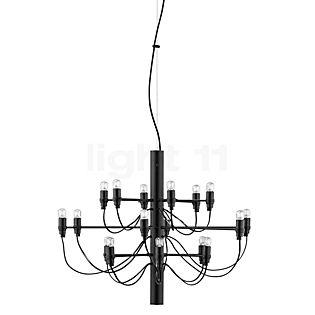 Flos 2097-18 inkl. LED Leuchtmittel schwarz matt