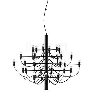 Flos 2097-30 inkl. LED Leuchtmittel schwarz matt