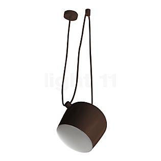Flos Aim Sospensione LED marrone