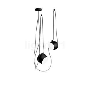 Flos Aim and Aim Small Mix LED 2 lamps black