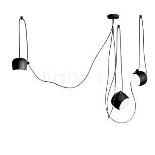 Flos Aim und Aim Small Mix LED 3-flammig schwarz