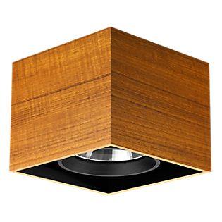 Flos Architectural Compass Box 1 H135 QR111 legno teak