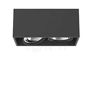 Flos Architectural Compass Box 2 H135 QR111 schwarz