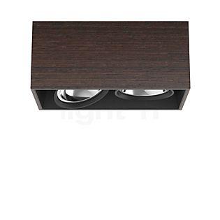 Flos Architectural Compass Box 2 H135 QR111 wenge