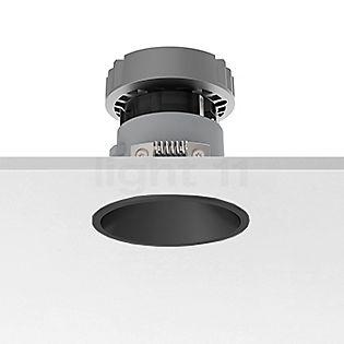Flos Architectural Easy Kap 80 Einbauspot rund LED schwarz, 19°