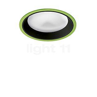 Flos Architectural Wan Downlight LED Deckeneinbauleuchte grün