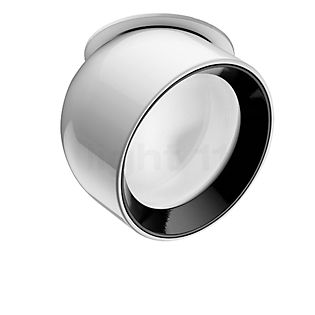 Flos Architectural Wan Spot LED Aluminium poliert