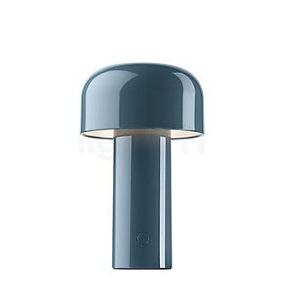 Flos Bellhop Battery LED grigio-blu