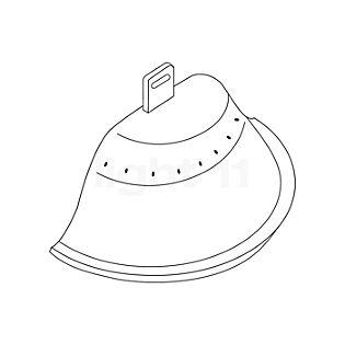 Flos Ersatzteile für OVEST Teil 2: Fassung EMC E27 , Auslaufartikel