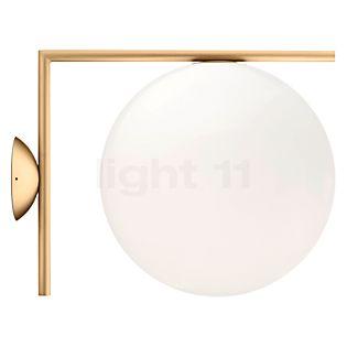 Flos IC Lights C/W2 brass matt