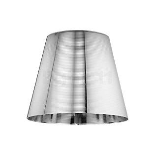 Flos KTribe F3 Leuchtenschirm silber , Auslaufartikel