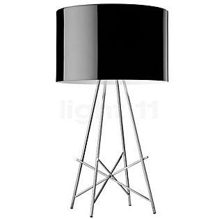 Flos Ray T Aluminiumschirm, schwarz