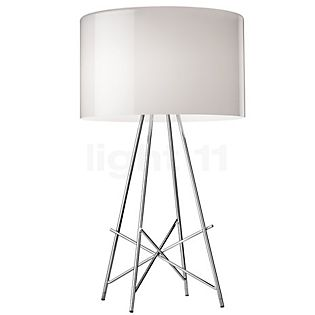 Flos Ray T glass shade, grey
