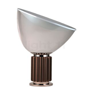 Flos Taccia LED Glas brons
