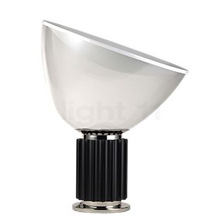 Flos Taccia LED glass black