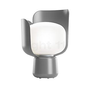 Fontana Arte Blom Lampe de table gris