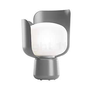 Fontana Arte Blom Table Lamp grey