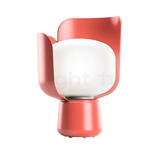 Fontana Arte Blom, lámpara de sobremesa rosa
