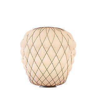 Fontana Arte Pinecone Lampe de table blanc