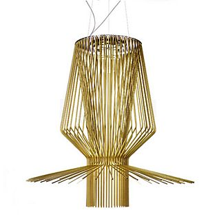 Foscarini Allegro Assai Sospensione gold