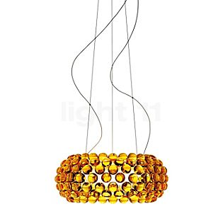 Foscarini Caboche Sospensione media gold